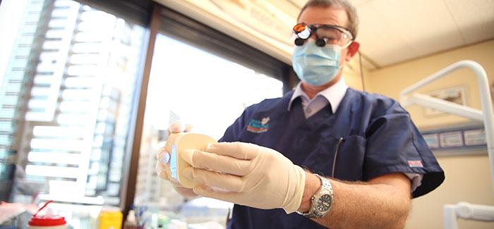 Dr. Florian Mack Prosthodontist